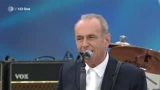 Status Quo - Rockin all over the world / Liberty Lane (ZDF-Fernsehgarten - 2019-09-01)