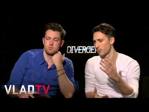 Ben Hughes on Dealing With 'Divergent'  & Fame