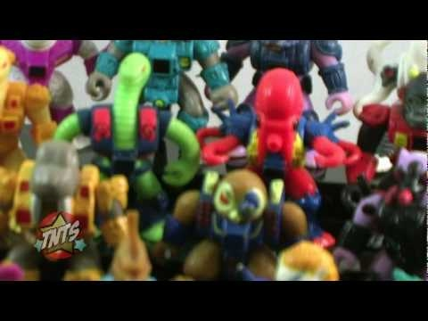Hasbro Battle Beasts Toy Line Video Review
