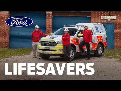 Ford lanza un nuevo episodio de su serie 'Livesavers'