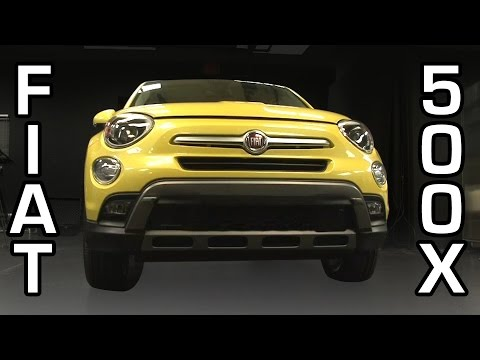 Fiat 500X Marks the Spot - Autoline After Hours 269