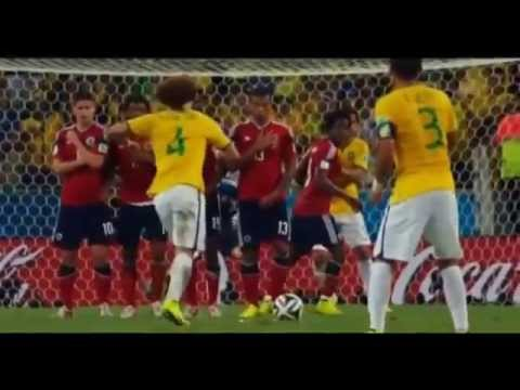 Best Moments Of World Cup Brazil 2014 (HD)