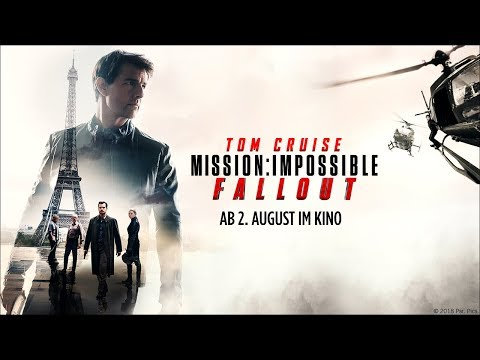 MISSION: IMPOSSIBLE - FALLOUT | TRAILER A | DE