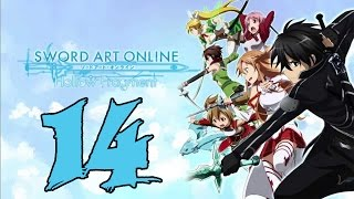 Sword Art Online Re: Hollow Fragement - Gameplay Walkthrough Part 14: Horn of Madness