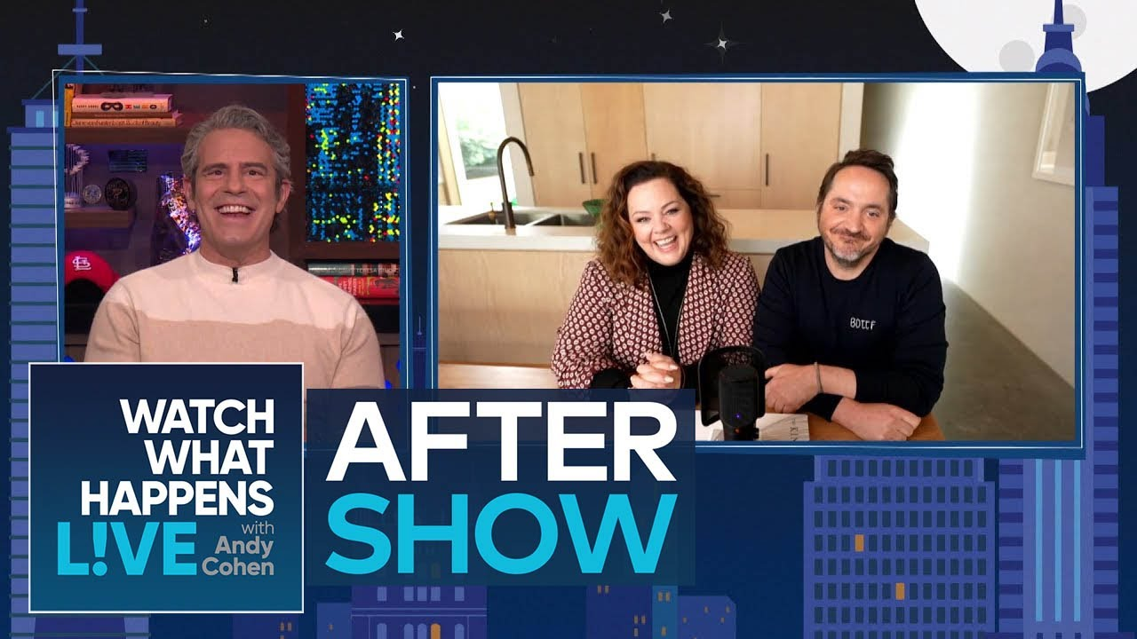 After Show: How Did Melissa McCarthy & Ben Falcone Meet?   WWHL