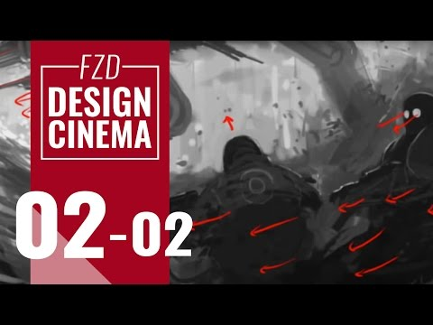 Design Cinema – EP 2 - Shot Setup Part 02