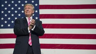 Trump's USA a 'threat to EU' – European Council President