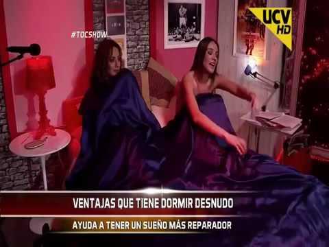 Las Ventajas Que Tiene Dormir Desnudo Por Fran Grandi Y Flaviamp4