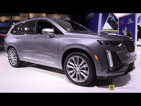 2020 Cadillac XT6 Sport - Exterior and Interior Walkaround - Debut at Detroit Auto Show 2019