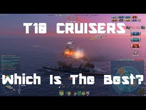 The Best T10 Cruiser?