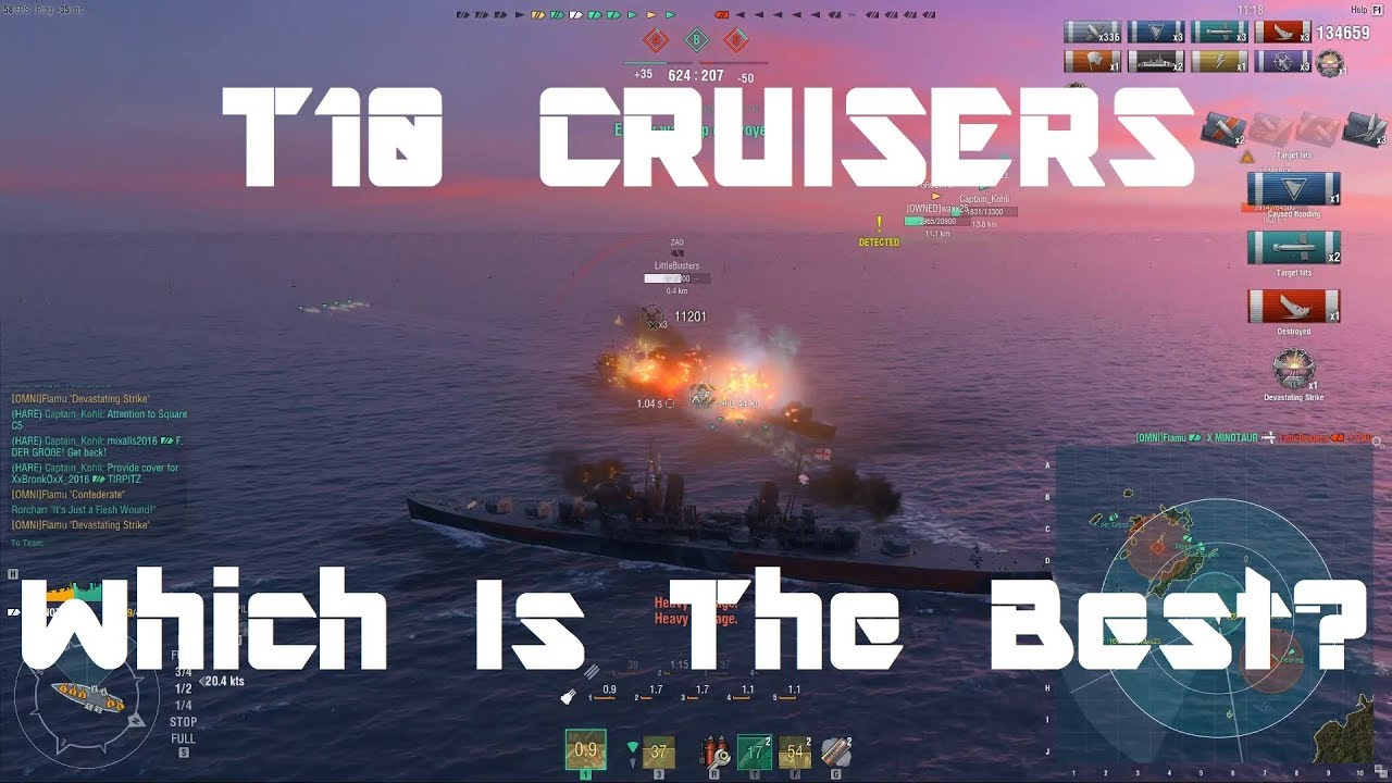 The Best T10 Cruiser?