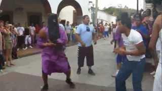 Repeat youtube video JUDAS (5/7) - SEMANA SANTA 2012 / TEPECOACUILCO, GUERRERO
