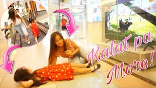 NAGKALAT AT HUMUGOT SA MALL! (DOING YOUR DARES) + NAKAKAHIYA BES!