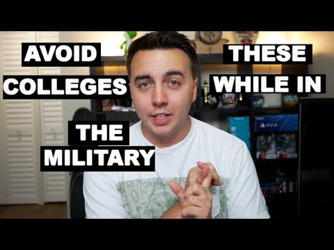 AVOID THESE COLLEGES