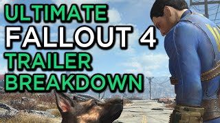 Fallout 4 Announcement Trailer Breakdown