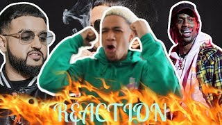 NAV - CHAMPION FT. TRAVIS SCOTT - REACTION