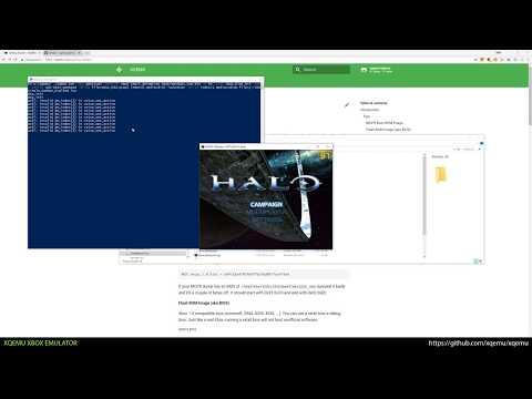 How To Easily Run Xqemu Xbox Emulator On Windows (prebuild Binaries)