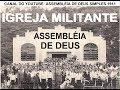 Igreja militante banda assemblÉia louvor antigo nº118 hino da sà doutrina cÂntico espiritual 118 mp3