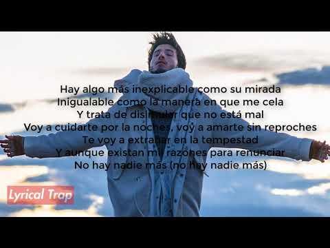 Sebastián Yatra - No Hay Nadie Más Letra y Descarga