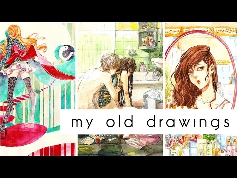 My OLD Drawings