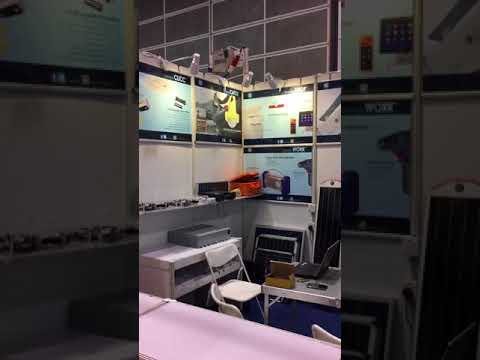 Omnivoltaic Energy Solutions Global Off Grid Lighting Association(Gogla) Exhibition
