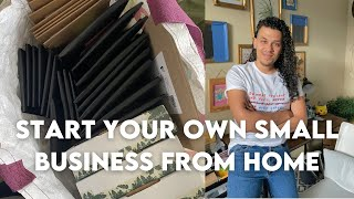 ✶ how to start a small business in 2021💰 | how i became a full-time artist ✶