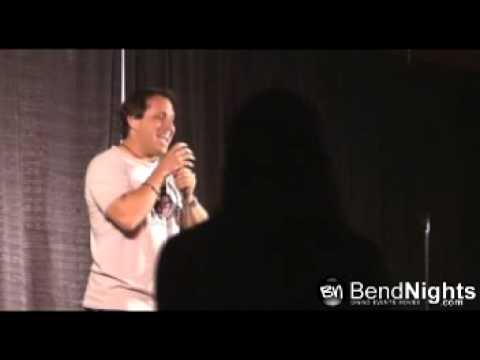 Adam Richmond | BendNights Dot Comedy