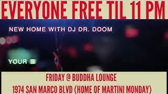 All New Friday Nights With DJ Dr. Doom !!!!
