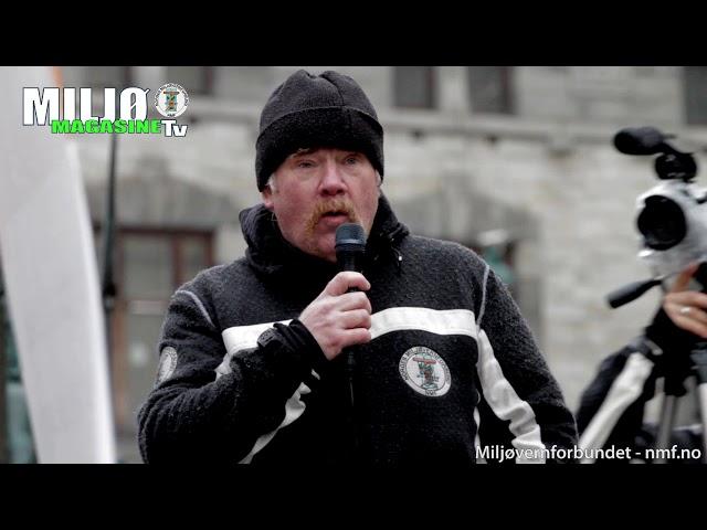 Miljømagasinet TV 4  2020  5G demonstrasjon Bergen 25.januar 2020