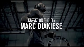 On the Fly: Fight Night London - Marc Diakiese