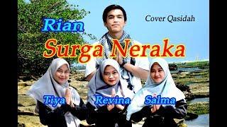 Gambar cover SURGA  NERAKA  - Rian # Qasidah Cover