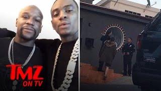 Soulja Boy's Home Gets Burglarized, Thief Gets Away With Cash and Jewelry | TMZ TV