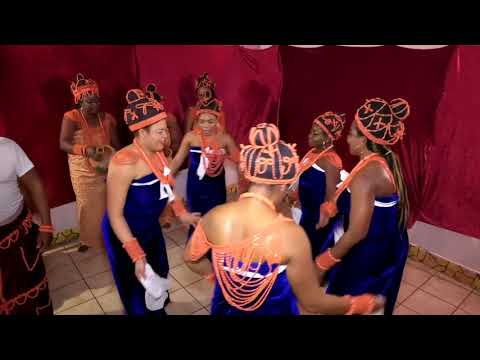 Edo cultural troupe , Athens Greece,  led by Halleluya, 1