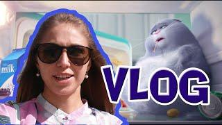 VLOG идем в Кино/Тайная жизнь домашних животных