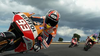 MotoGP 14 Gameplay PC - Marquez @ Indianapolis (MotoGP 2014 Game)