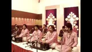 Qawwal Niazi Nizami Brothers Qadir Niazi Haider Hasan Nizami kalam Ankhiya Udeek Diya