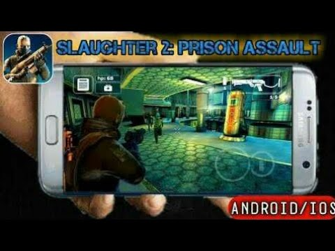 Slaughter 2 Prison Assault download||Apk Obb rexdl ||Andro_Gaming