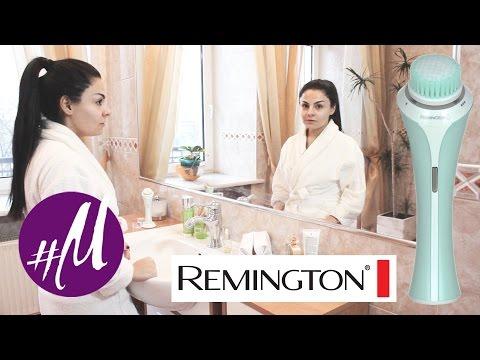 #Обзор: Щетка для лица от Remington