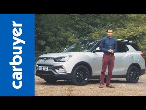 SsangYong Tivoli XLV SUV review - Carbuyer