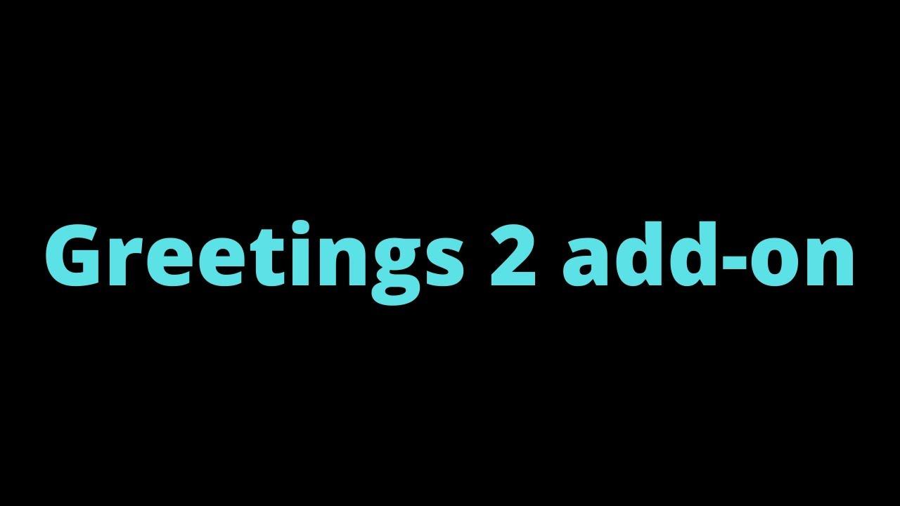 5 greetings 2 add on samoan youtube 5 greetings 2 add on samoan m4hsunfo