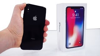 iPhone X за 17 000 РУБЛЕЙ. Китайцы, а не пошли бы вы НАХРЕН?