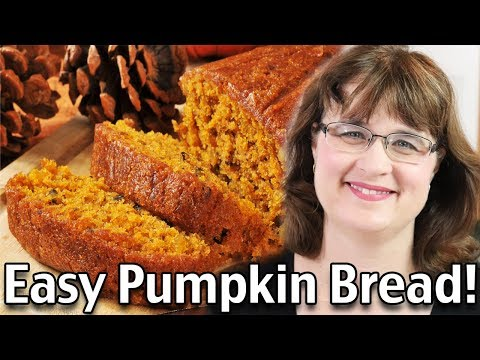 How To Make Pumpkin Bread - Easy Pumpkin Bread Recipe And How To Cook When You're Broke