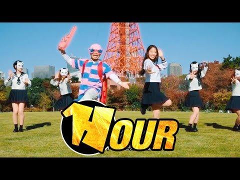 【1 Hour】 Tokyo Bon 東京盆踊り2020 (Makudonarudo) Namewee黃明志 ft.Meu Ninomiya二宮芽生