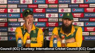 2015 WC SA vs IRE: Hashim Amla