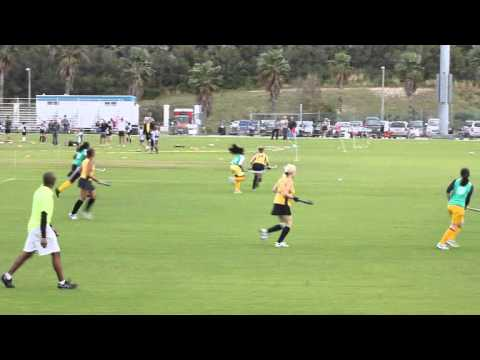 Womens Hockey Bermuda January 29 2012