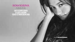 Indah Kusuma - Inikah Cinta ( Official Lyrics Video ) Mp3
