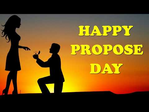 8 February Propose Day Valentines Day Special Whatsapp status video Latest 2018