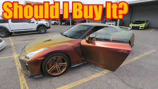 Shopping for my New JDM Car!