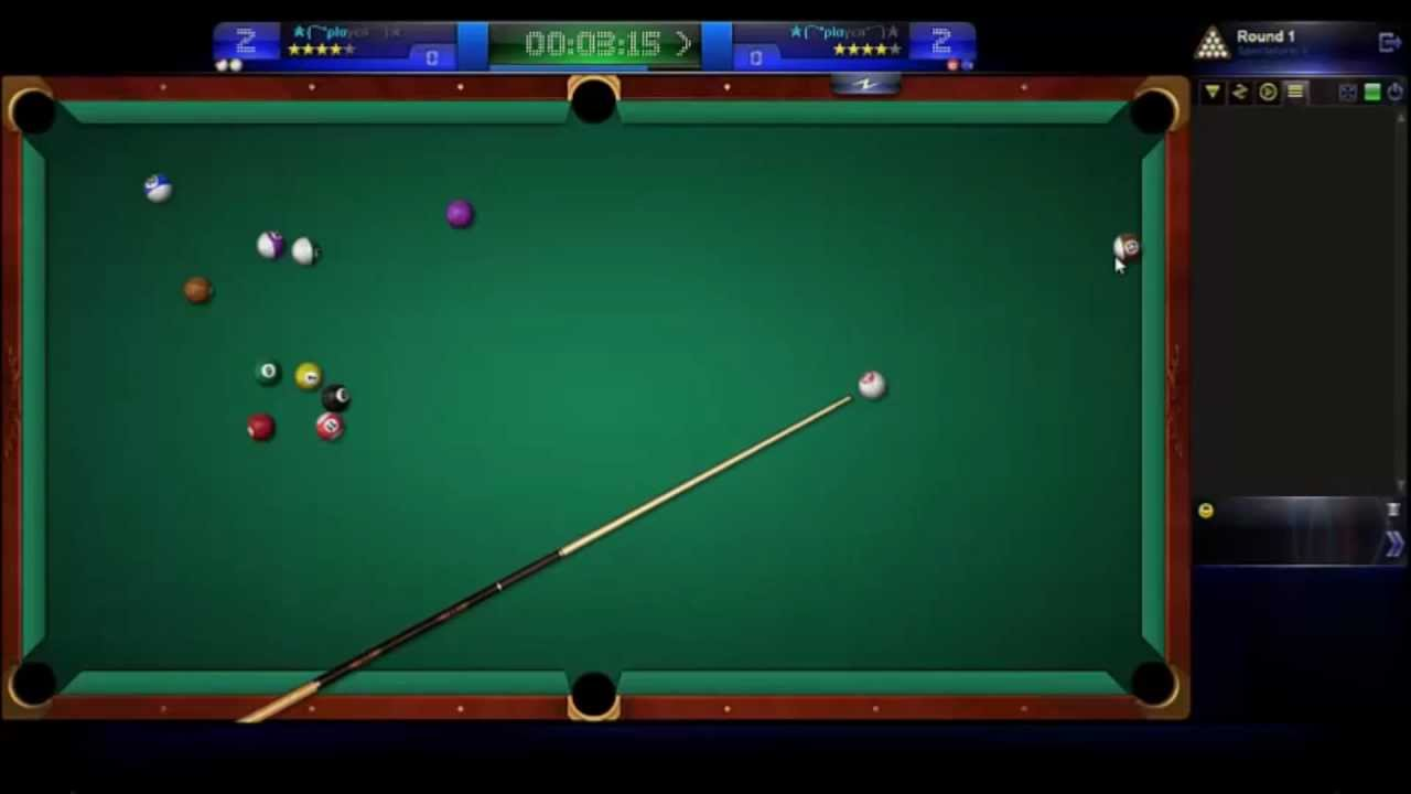 gamezer billiards gratuit