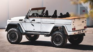 850hp CONVERTIBLE G500 4X4 FOR SALE! | VLOG⁴ 25